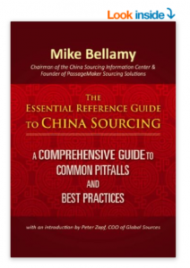PassageMaker literally wrote the book on China sourcing. Its now on Amazon