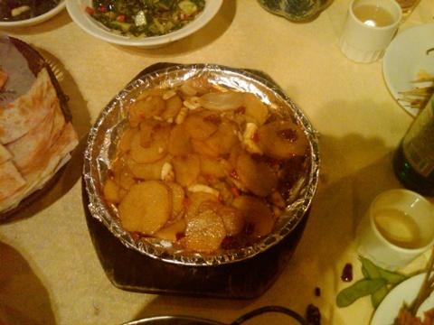A very nice potato dish