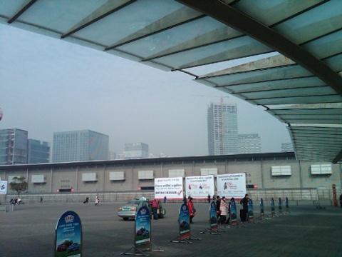 Day 10 shanghai pollution