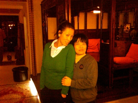 Day 19 the chefs anita tang bellamy and the housekeeper