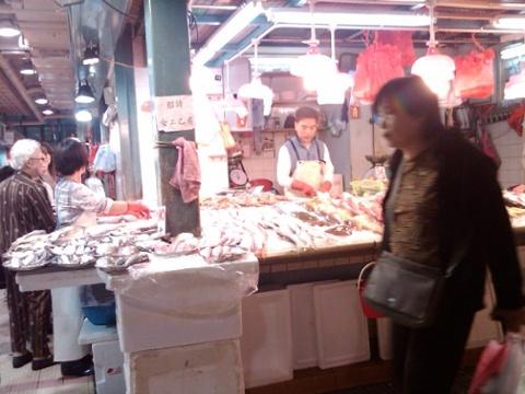 Day 26 fresh fish