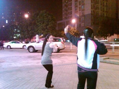Day 28 dance practice