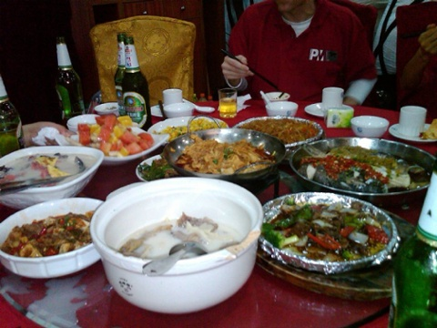 Day 31 17 hunan cuisine many of our employees are from hunan the province to the north