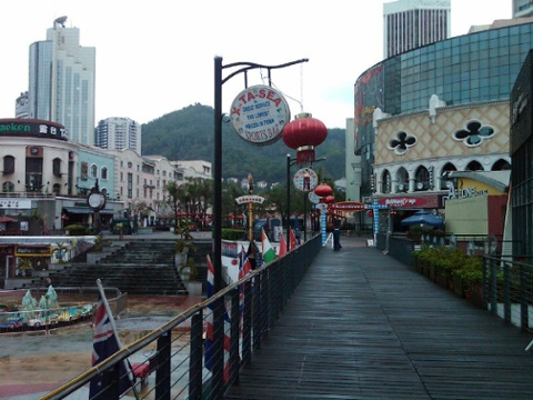 Day 34 seaworld in shekou on superbowl morning 3