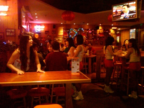 Day 8 hard to find hooters in chinaDay 8 hard to find hooters in china