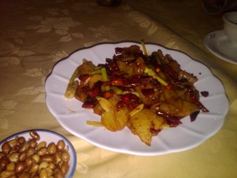Dongbei style potatoes