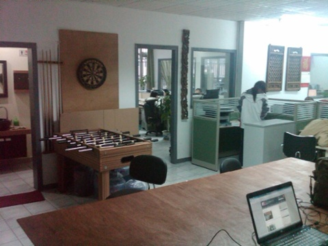 Renovated office 3
