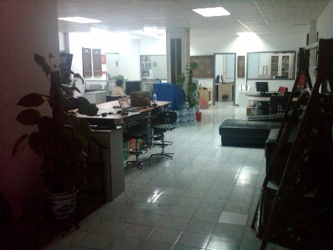 Rrenovated office1
