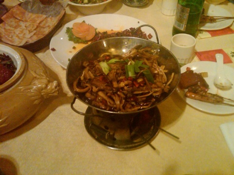 The best mushroom dish ive ever eaten