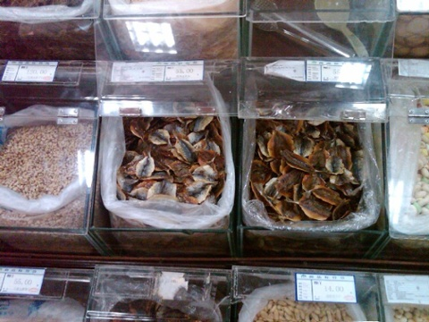 Who doesnt like dried fish