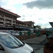 Day 37 huanggang border crossing